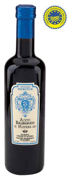 Aceto Balsamico di Modena IGP -Serie 1 Corona - 250/500ml - 3